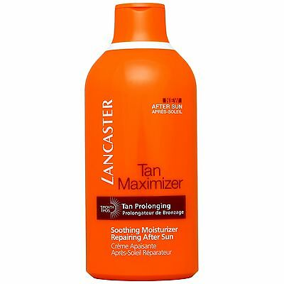 Lancaster Suncare Aftersun Tan Maximizer Soothing Moisturizer Face & Body 400ml