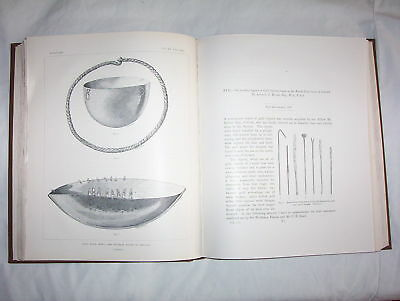 ARCHAEOLOGIA 55 Pt 2 1897  Silchester , Tombs, Japan, Pompei, Misericords Wells