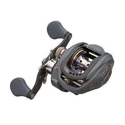 Lews Fishing TPG1HL Tournament Pro G Speed Spool Reel Left Hand 6.8:1 Gear Ratio