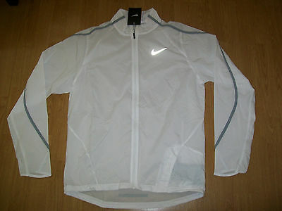 BNWT men's Nike 'Impossibly Light' running jacket, size small, bargain!