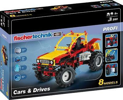 fischertechnik Profi Cars and Drives