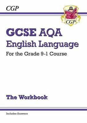 New GCSE English Language AQA Workbook - For the Grade 9-1 Cour... 9781782943709