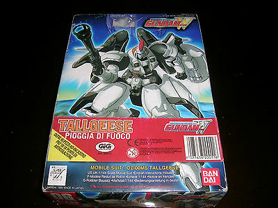 Bandai Mobile Suit Gundam Wing Tallgeese OZ-00MS Model 1/144 scale- New