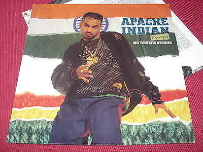 Apache Indian:  No reservations   EX LP