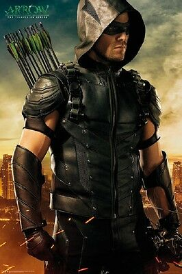 ARROW POSTER fea. Stephen Adam Amell Rolled New Poster 24x36
