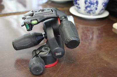 Manfrotto MHXPRO-3W 3-Way Pan/Tilt Head w/Quick Release