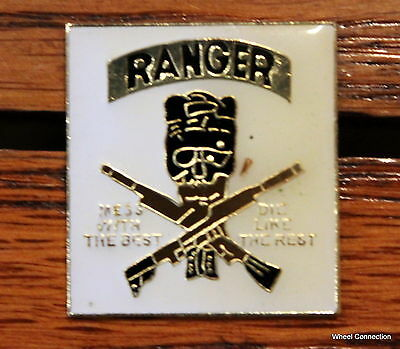 Airborne Lapel Pin American Ranger Army Tie Tack United States 1936
