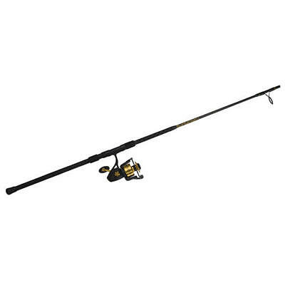 Penn 1338224 Spinfisher V Combo 10' Heavy 2 Piece Fishing SSV6500102H/SSV6500