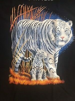 Tiger & Cub Mens Tank Top Size Small to X Large Pick Your Size