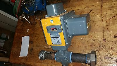 "Maxon natural Gas Normally Closed 2""Automatic Shutoff Valve 200SMA11-AA11-BB20A0"