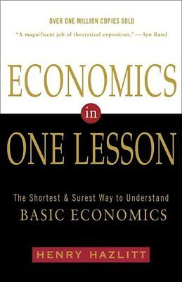 Economics in One Lesson # The Shortest and Surest Way to Unders... 9780517548233