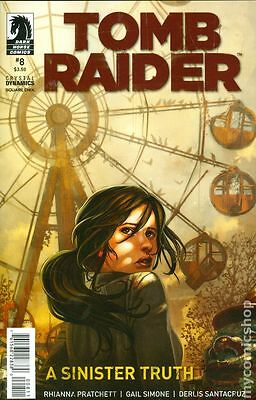 Tomb Raider (2014) #8 VF
