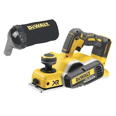 Dewalt Dcp580N 18 Volt Xr Brushless Planer (Bare Unit) + Dustbag New!