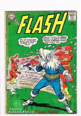Flash # 150 Captain Cold's Polar Perils ! grade 3.0 scarce hot book !!