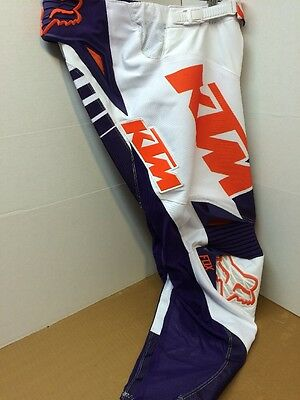 FOX KTM MX Pants Size 32