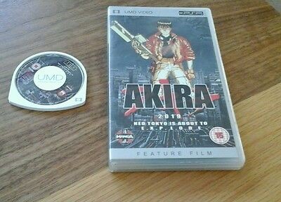 Akira - 2019 Neo Tokyo Is About To Explode Umd Sony Psp