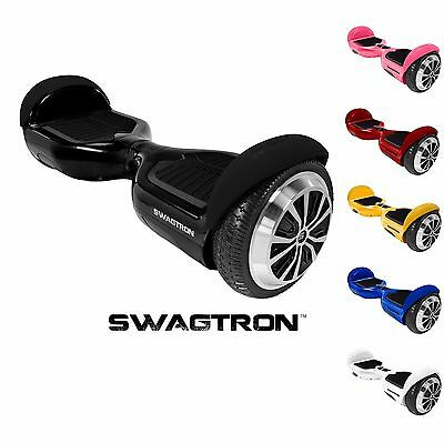 Swagtron T1 Hoverboard UL2272 listed Self Balancing Electric Scooter Recertified
