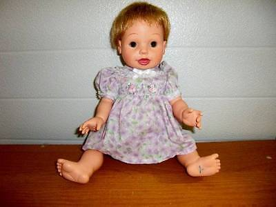 "Playmates Toys ~ Interactive 14"" Vinyl Doll 2002"