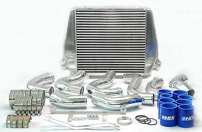 Hdi Hybrid Gt2 St Complete Front Mount Intercooler Kit Ford Falcon Fg Xr6 - New