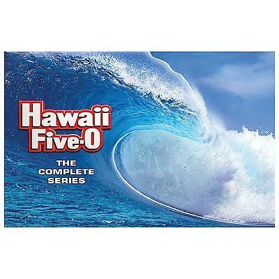 Hawaii Five-O: The Complete Series (DVD, 2013)