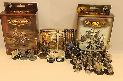 Warmachine Mercenaries Army Lot