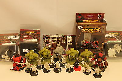 Warmachine Khador Army Lot