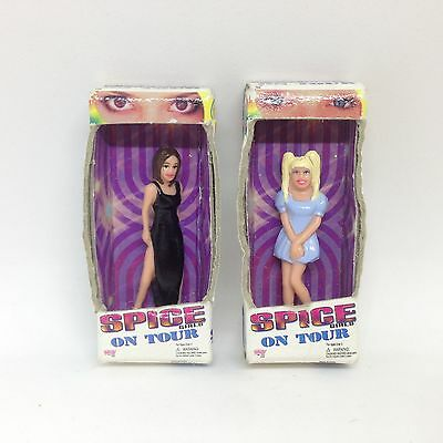 Barbie Accessories Small Spice Girl Dolls in Box Sz lot Dolls tiny little Baby