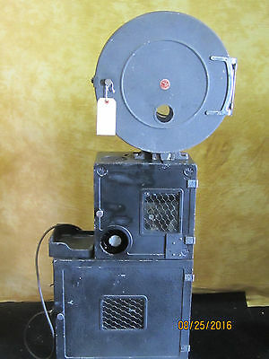 Early Vintage  DeVry 35mm Collectible Sound Movie Projector