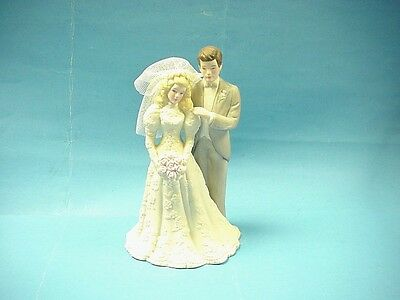 Congratulations -Bride and Groom Figures 1988