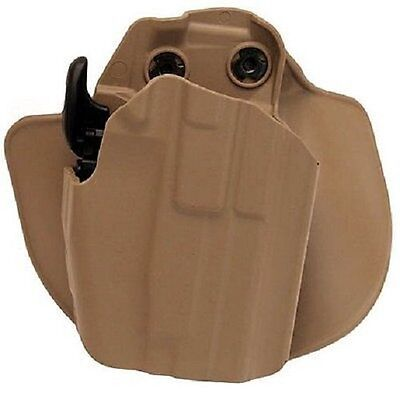 Safariland 578-83-551 GLS Pro-Fit Paddle Holster Right Hand Glock 17 20 21 22 37