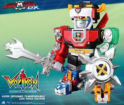 Toynami The Altimite Dx Transforming Voltron Super Deformed Die-Cast Nuovo New