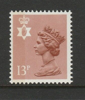 GB Northern Ireland 1984 Regional Machin 13p SG NI37 MNH
