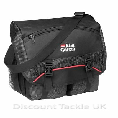 Abu Premier Game Fishing Bag Coarse Sea Tackle New Black
