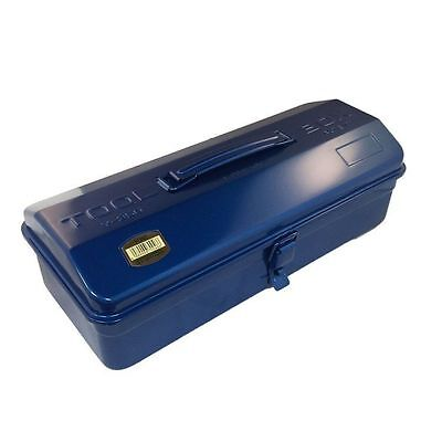 TRUSCO Mountain type Tool Box Y350 Blue from Japan New