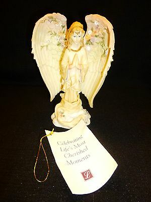 Vintage House Of Lloyd Christmas Around The World Angel's Embrace