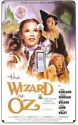 Wizard Of Oz Xxi Switchplate Cover