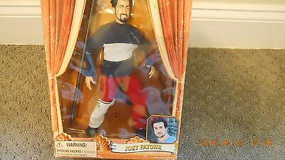 "N SYNC Marionette ""Joey Fatone"" Collectible Living Toys New in Box Doll"