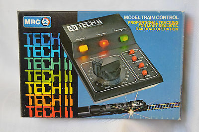 MRC Tech II Model Train Control Loco-Motion 2500 Railroad Operation NEW IN BOX