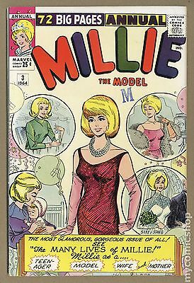 Millie The Model (1962) Annual Canadian Edition #3 VG 4.0