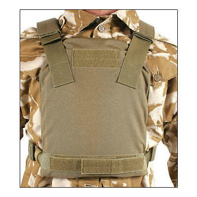 Blackhawk 32PC08CT Coyote Tan Low Visibility Plate Carrier (Holds 32)