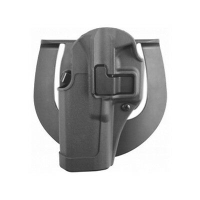 Blackhawk 413525BK-R Serpa Sportster Holster Gunmetal Gray CF RH for S&W M&P 40