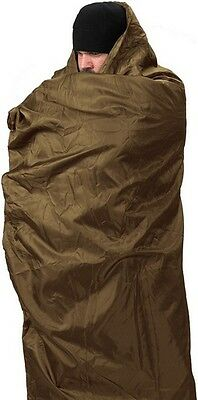 "Snugpak SN92247 Jungle Blanket Micro Diamond Anti-Bacterial Coyote Tan 76""x64"""