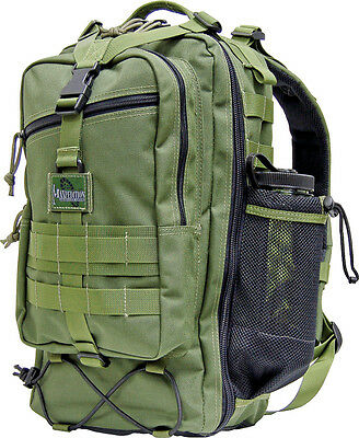 "Maxpedition MX517G PYGMY Falcon II Backpack OD Green Size 10"" x 19"" x 8.5"""