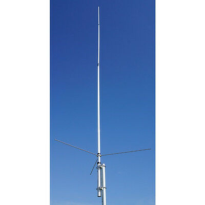 Tram 1481 Amateur Dual-Band Base Antenna 3 Section Heavy-Duty - 17ft