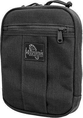 MX481B Maxpedition Jk-2 Concealed Carry Belt Pouch - Large Main Compartment: 8""