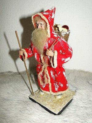 Weihnachtsmann Candybox Santa Claus Christmas Candy Container Germany
