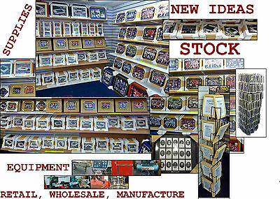 manufacturing retail wholesale business for sale stock development opportunity