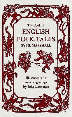 The Book of English Folk Tales by Sybil Marshall (2016, Hardcover)