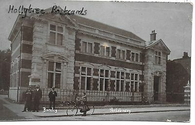 Bromley Library - in High Street - Kent nr Orpington RP