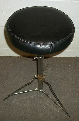 Drum Throne / Seat - Single Braced Legs - Light Duty
